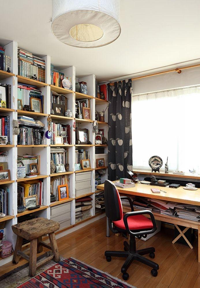 一居室书房