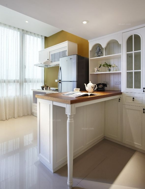 一居室厨房