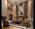领秀新硅谷简欧风格案例由尚层别墅装饰设计