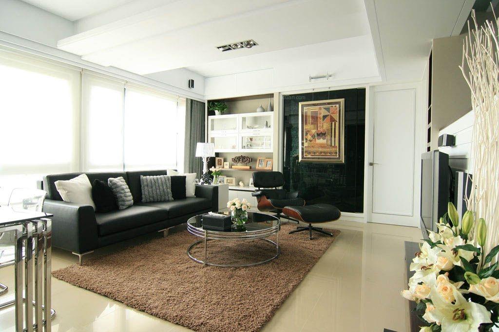 一居室客厅