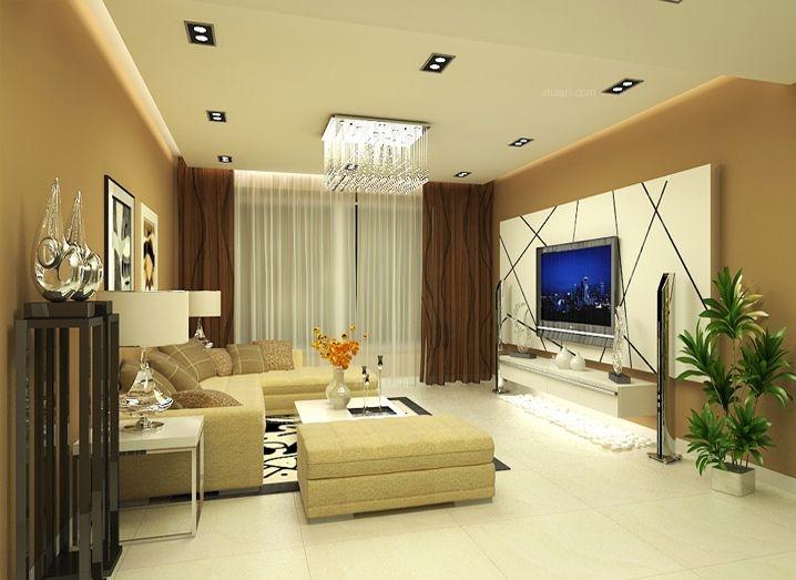【雍和慢城装修】C户型134平米三居室装修