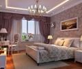 名湖豪庭131平/三居室简欧风格/低调的小奢华