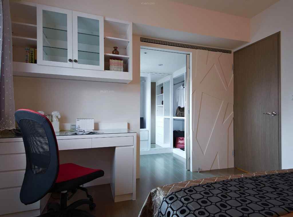 兰花苑三居室设计