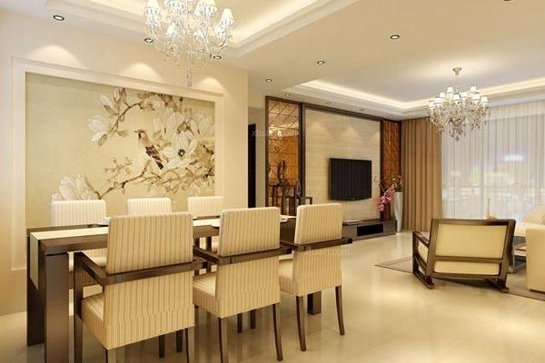 广基锦悦四季140平米现代简约风格