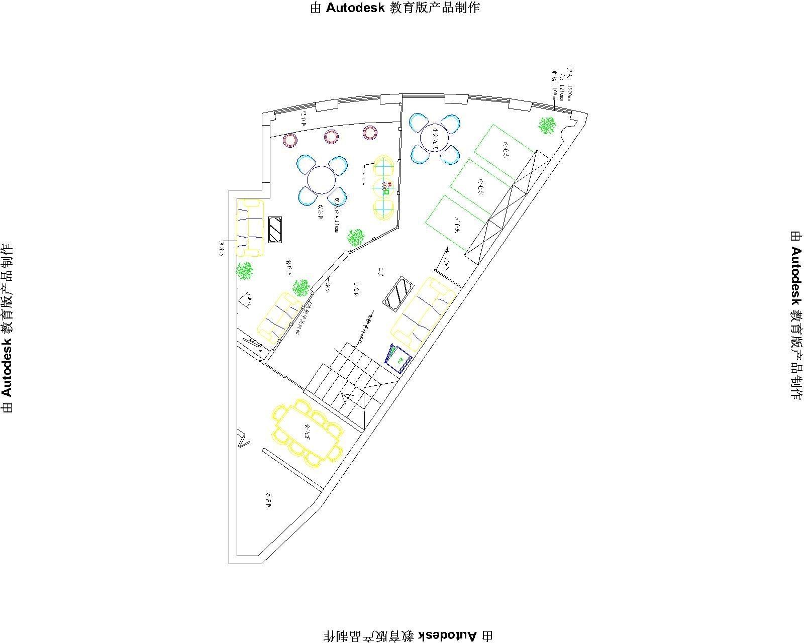 昌平龙旗广场90平loft-典雅现代私人会所