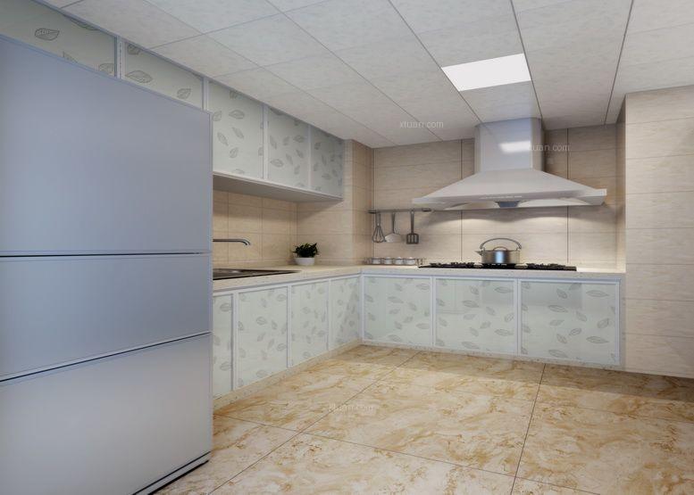大户型厨房