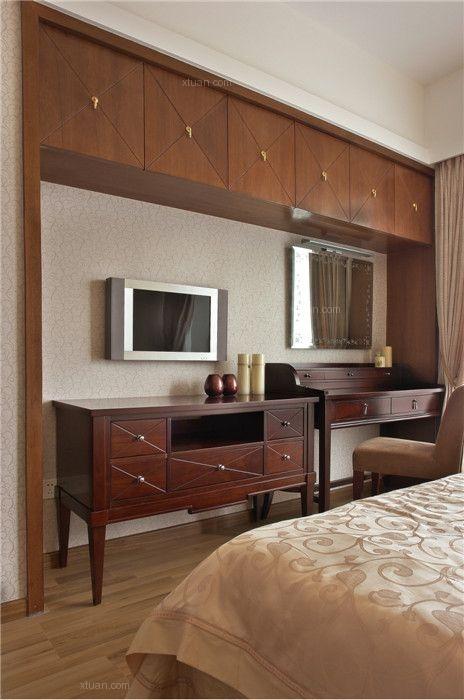 一居室卧室