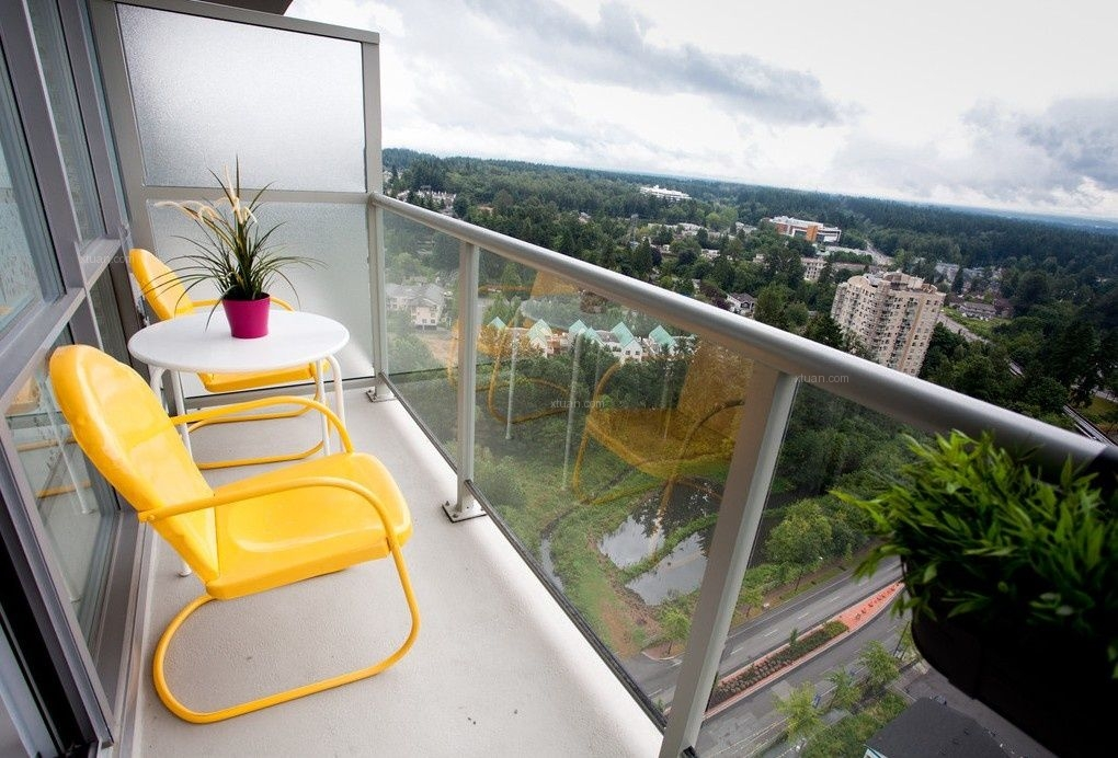 四居室阳台