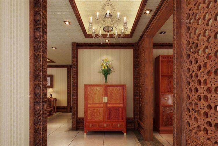中式酒店会所装修设计