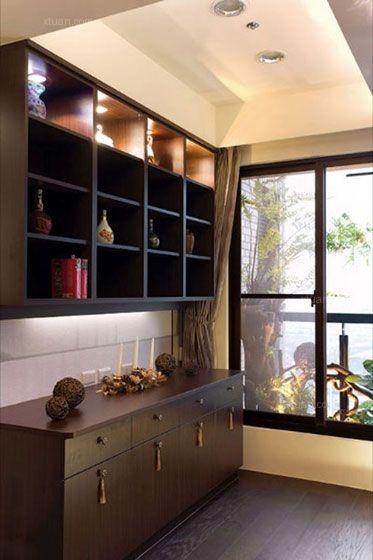 两居室东南亚风格厨房