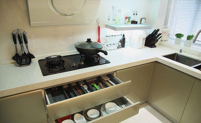 两居室简约风格厨房