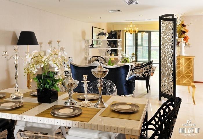 别墅古典风格客厅