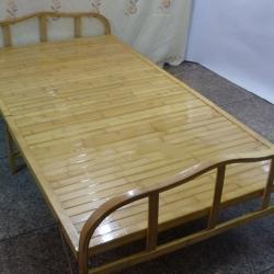 折叠单人床设计