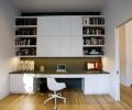书房书柜装修设计效果图