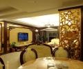 别墅客厅电视墙装修效果图
