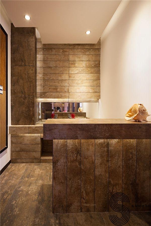 成都口碑最好的室内设计公司楼兰陶瓷LOLA富森•美家居北门店