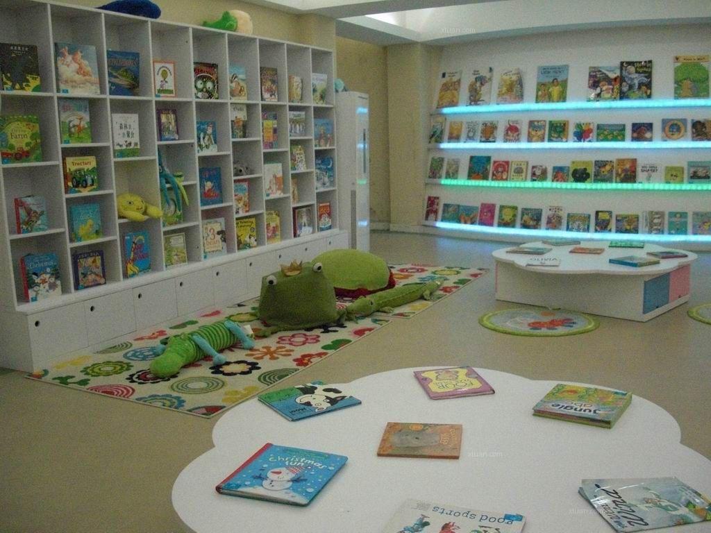 幼儿园环境布置图片装修效果图-x团装修网