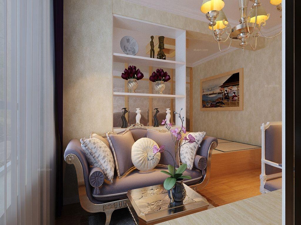两居室现代简约婚房