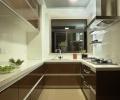 红树湾新中式风格装修案例