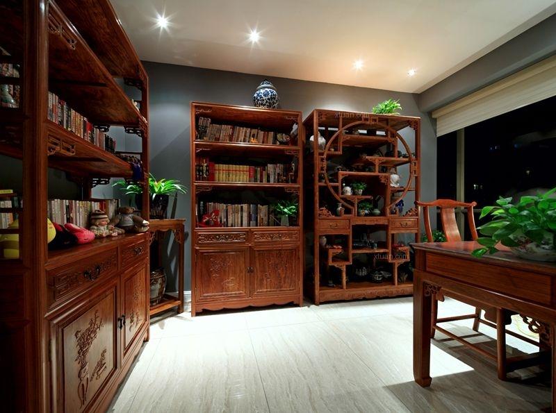红树湾中式风格设计