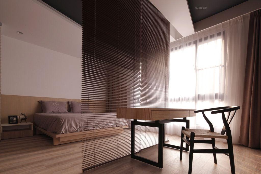 小户型现代简约卧室