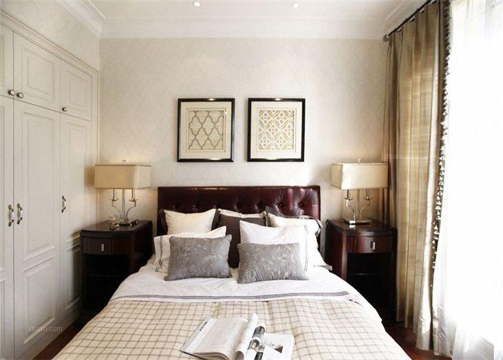 两居室欧式风格卧室