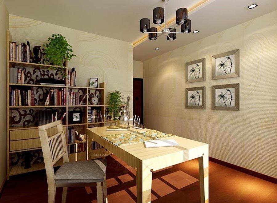 现代简约-115平米三居室