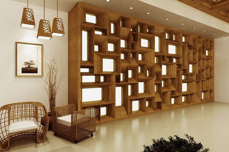 阿森设计-杜氏木业体验馆方案