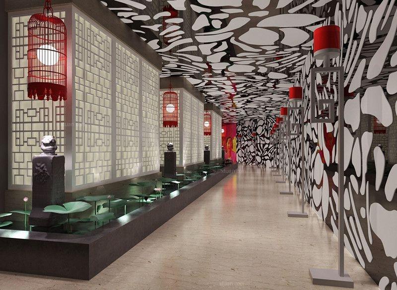 阿森设计-深圳云南菜餐厅设计方案