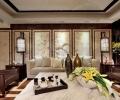 远大都市风景中式风格装修案例-川豪装饰
