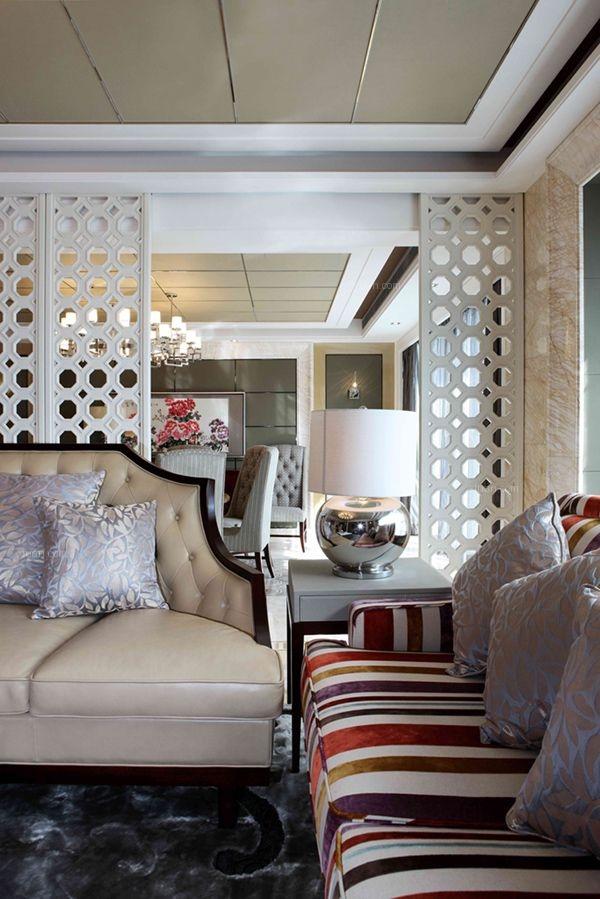 大户型中式风格卧室