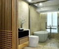 原木清风——赣州中洋首府样板房设计