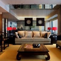华侨城东岸港式风格装修案例