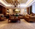 玫瑰园160平欧式风格