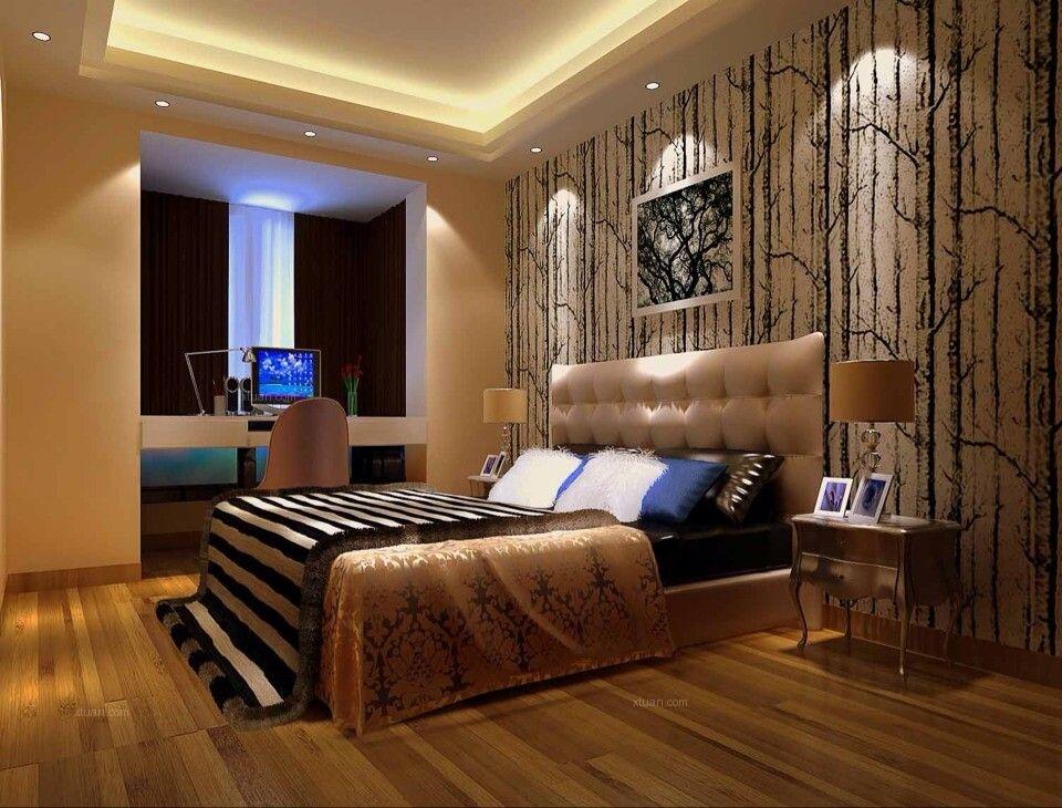 三室一厅欧式风格卧室