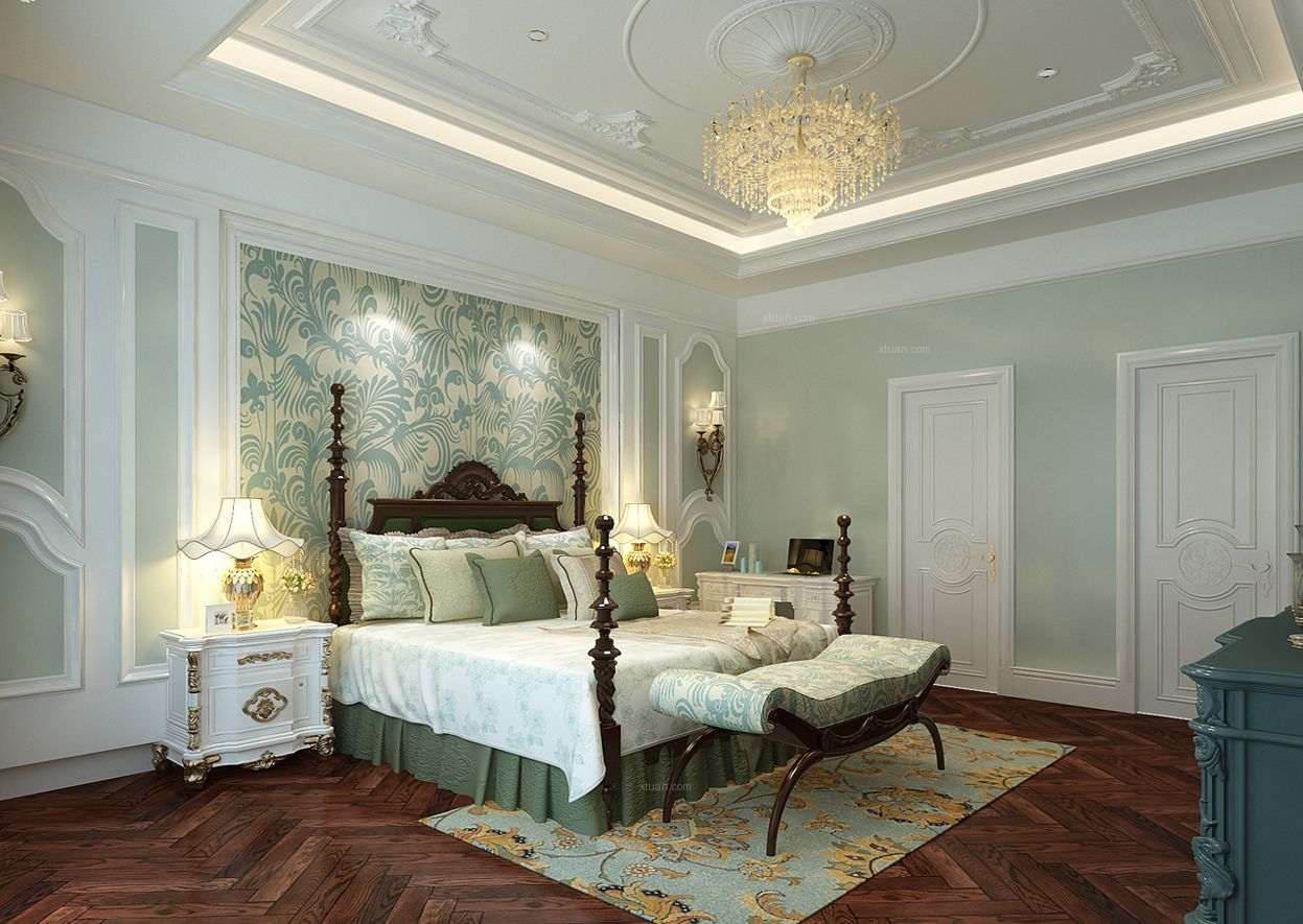 浪漫法式别墅