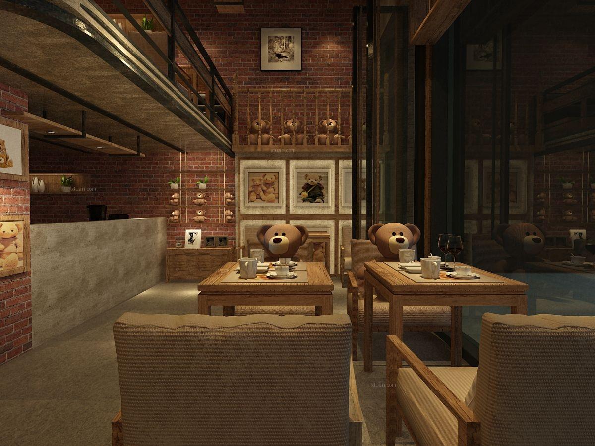 泰迪熊餐厅