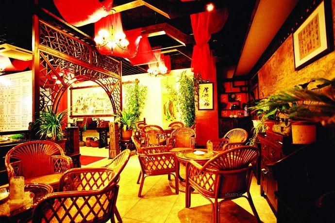 中式风格茶馆