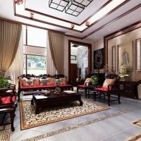 东方魅力中式loft住宅设计