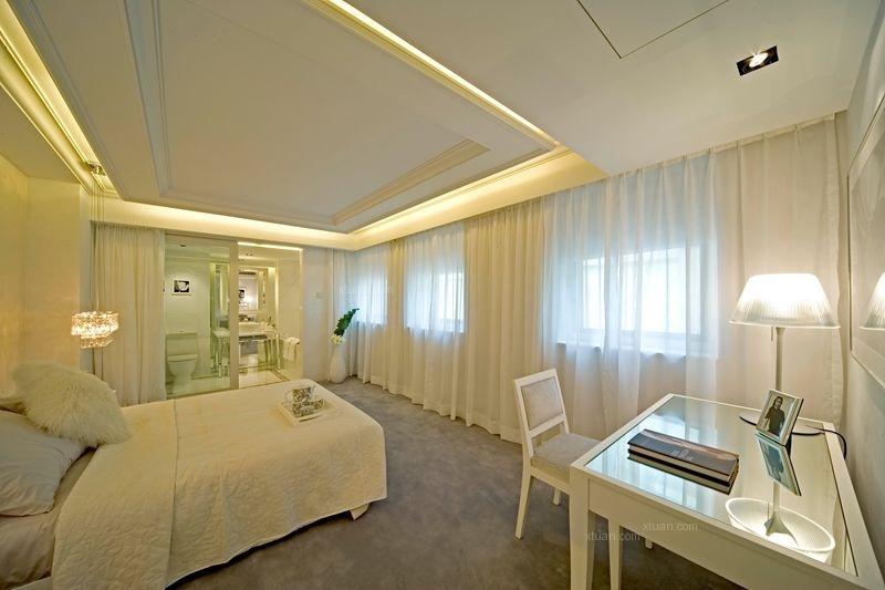 鹭湖宫七区新古典风格装修案例