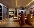 简欧风格-132平米三居室