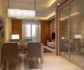 同德昆明广场66平米现代简约风格装修案例