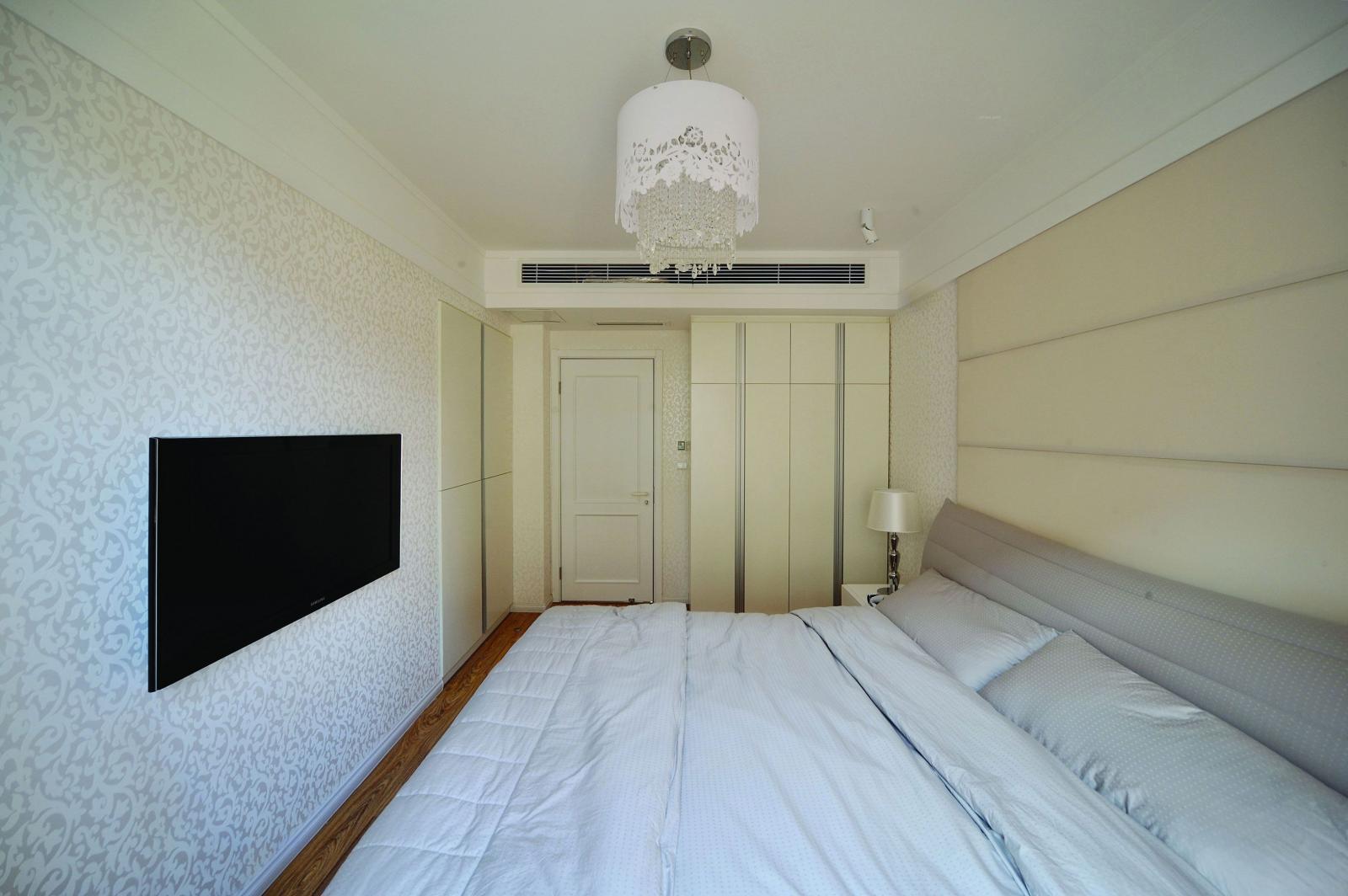北京别墅简欧风格装修设计效果图