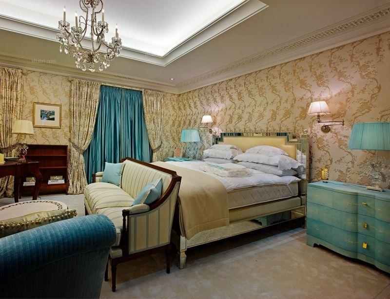复式楼卧室