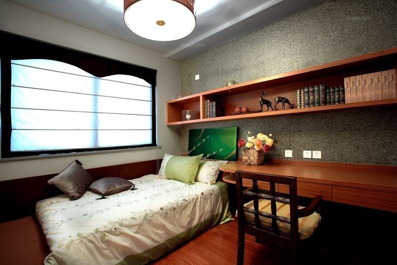 卓锦城六期东南亚风格装修案例