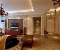 【实创装饰】低调典雅的家居氛围。