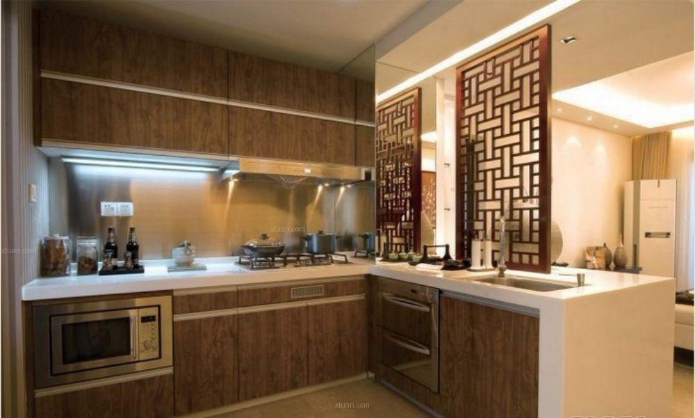 两室两厅厨房