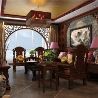 古典中式别墅装修设计风采迷人