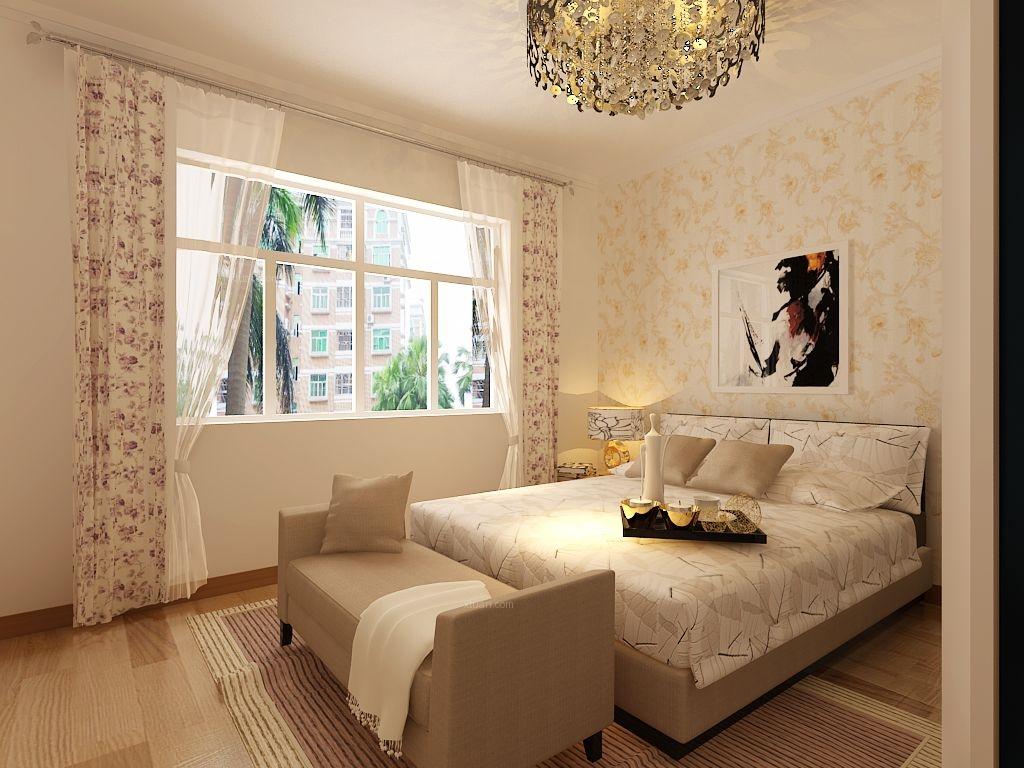 三室一厅小卧室