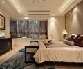新中式风格滨江帝景装修设计案例